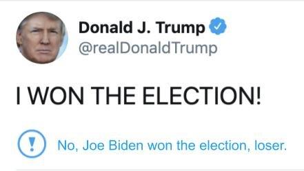 This site sucks. #DeactivateTrump