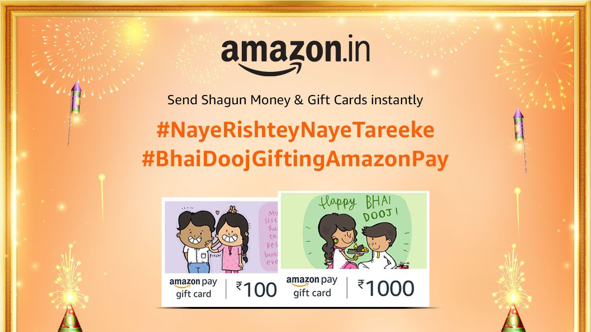 This Bhai Dooj, send your partner in crime a little something as a reminder of all your old squabbles over pocket money and shared treats.