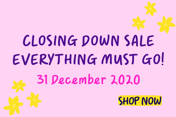 To keep our life-changing support services and world-class research moving forward, we've made the difficult decision to close our online shop on 31 December 2020.  To make the most of our closing down sale, go to: