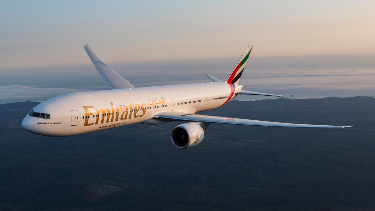 Emirates has been rated the world's safest airline in its response to the COVID-19 pandemic according to the Safe Travel Barometer. https://t.co/556IT8342w   #FlyEmiratesFlyBetter @safetraveltech https://t.co/TM27I883Ig