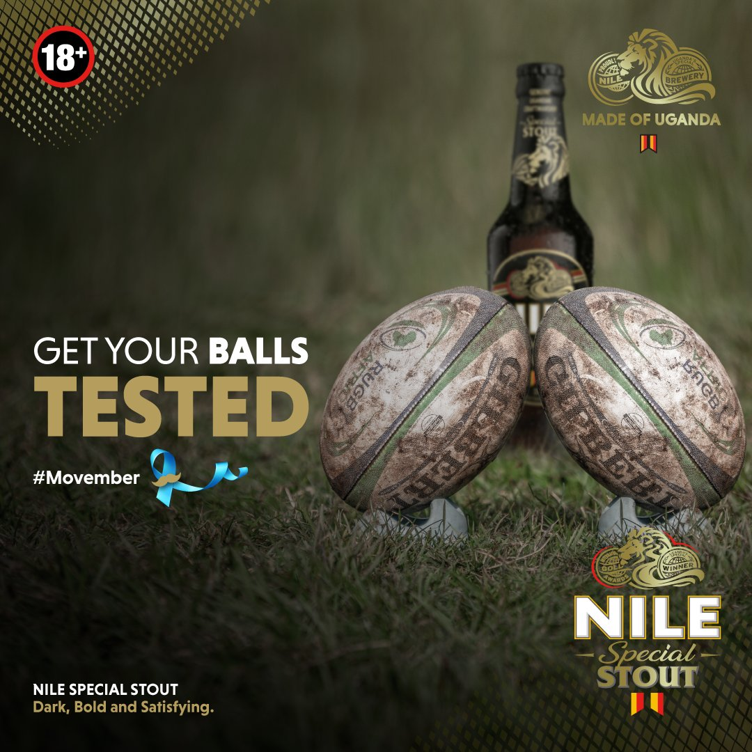 RT @NileStout: Don't lose your balls to prostate cancer. Get tested now! #Movember https://t.co/e8D21Kwlag