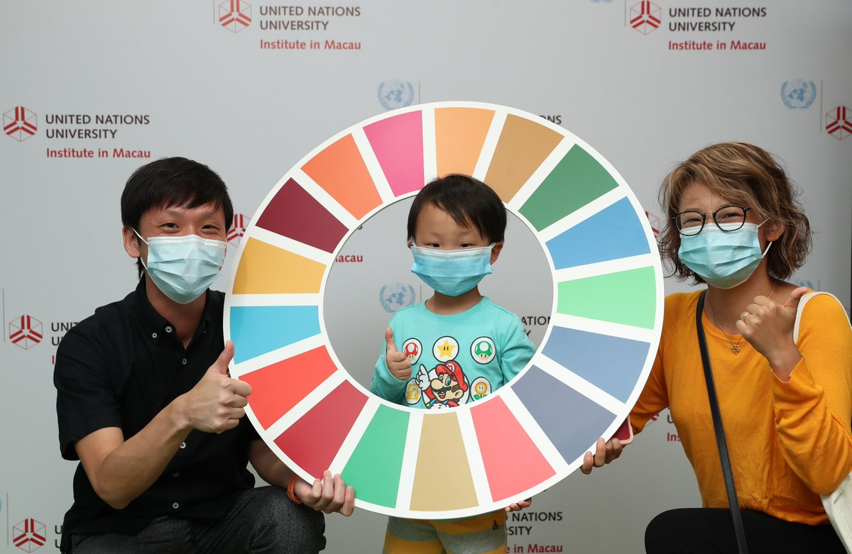 📢New Blog Post: Our Research Assistants @ChristyunJ & Michael Gallo reflect on the #UNDay Open House and our efforts towards the localization of the #SDGs in #Macau ➡️   #UN75 #SustainableDevelopment #ICT4D