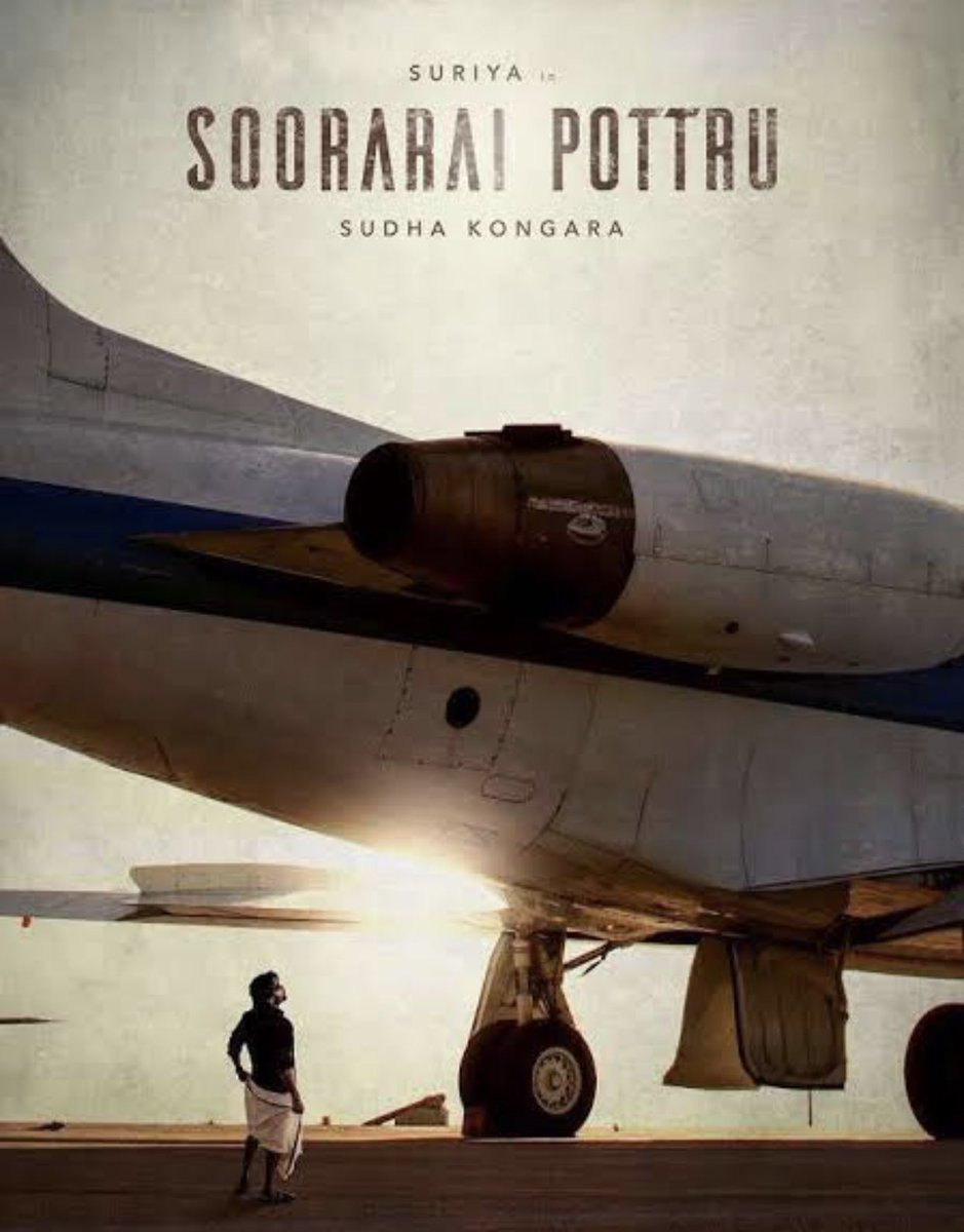 """Watched""""Soorarai Potru"""", in Kannada,a fictional biography of Capt Gopinath""""Simply Fly"""".I recommend youth should see how impossible dreams could be realized;power of an insignificant man/woman is enormous,there is power in each of us to show Leadership and Change Had Tears seeing."""
