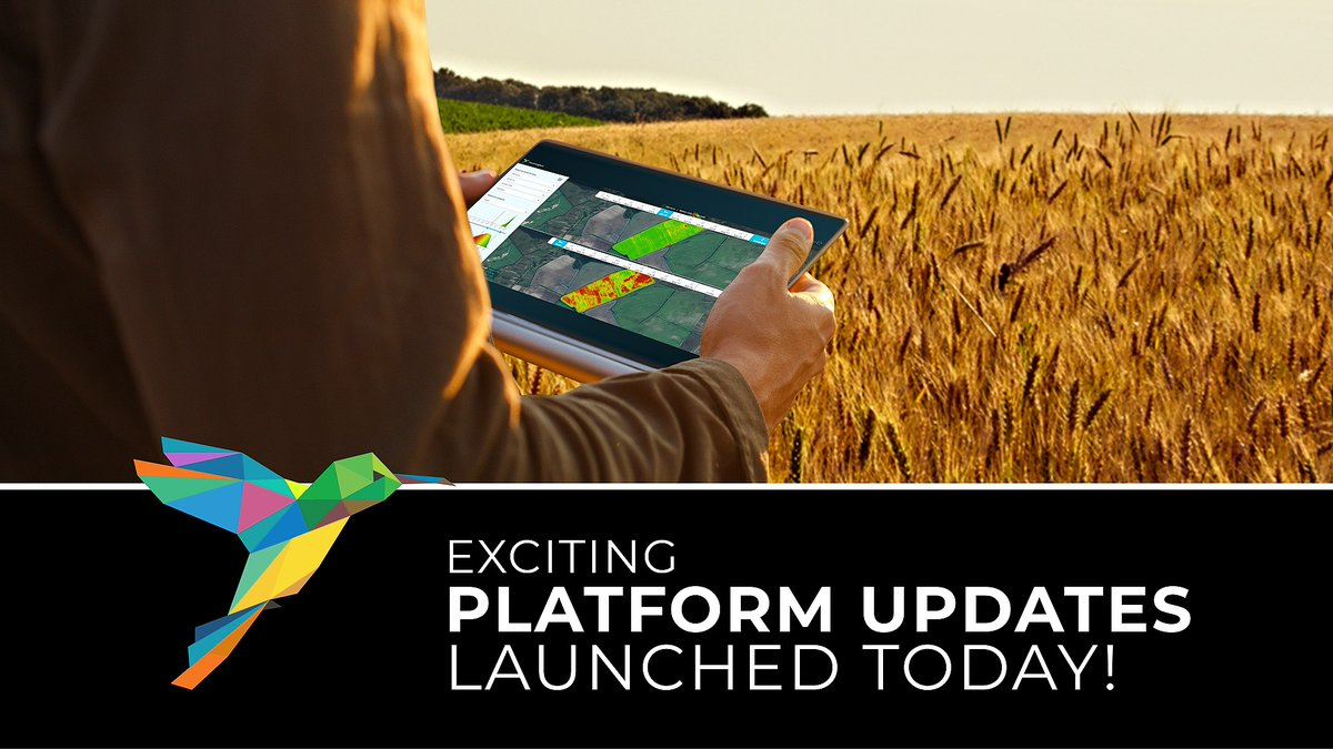 NEW features added to the Hummingbird platform today! 💻 ✅ Completely define your own CUSTOM Growing Season per farm ✅ Multiple cropping cycles or even different varieties in same field ✅ Set individual planting and harvest dates yourself  ▶️ More control  #agtwitter #agtech https://t.co/tMfDwVwE5W
