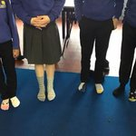 Image for the Tweet beginning: 6C have been wearing their