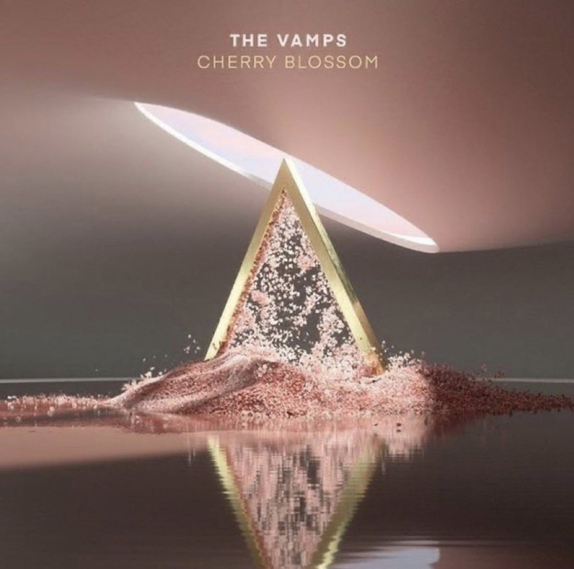 "It's been one month since @TheVampsband released their 5th studio album, ""Cherry Blossom"" which debuted at number one in the UK!"