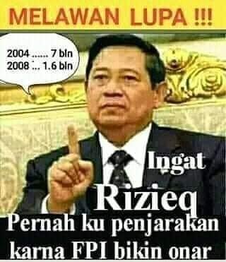 @jokowi Kenapa ga ditindak tegas seperti @SBYudhoyono