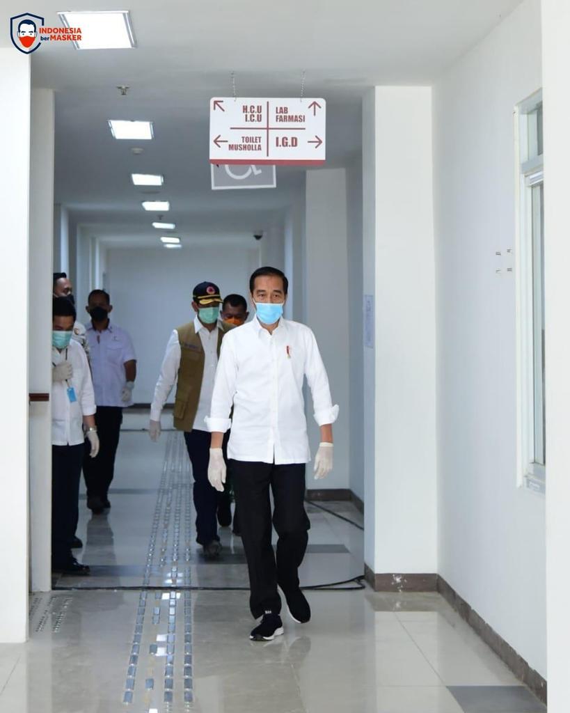 Ketegasan aparat mendisiplinkan masyarakat untuk patuh kepada protokol kesehatan adalah suatu keharusan.   Angka kasus aktif dan kesembuhan Covid-19 di Indonesia menunjukkan perbaikan, jangan sampai rusak karena tidak berani mengambil tindakan hukum yang tegas di lapangan.