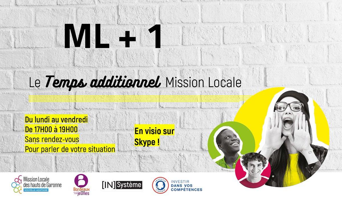 Mission Locale des Hauts de Garonne