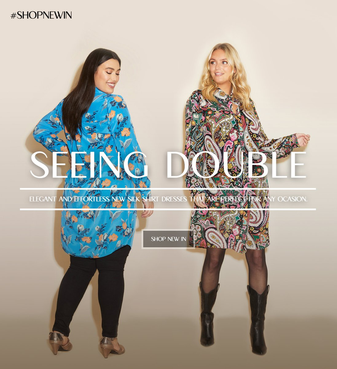 test Twitter Media - Silk shirt dresses by #annascholz #plussize #plussizefashion https://t.co/u33BnLAx8O https://t.co/q883pihg80
