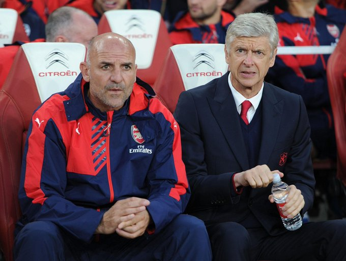 Happy Birthday to Arsenal legend & current Arsenal U23s manager Steve Bould, who turns 58 today!