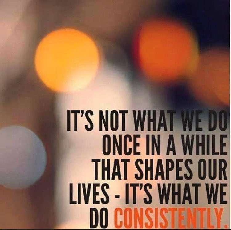Stay Consistent 💪🏻 #stayconsistent #consistencyiskey🔑 #yougotthis #mondaymotivation #musclemakergrillhouston #fitnessrow #workhardplayhard #hardworkpaysoff💯 #wereinthistogether #stayinghealthyandfit #shapeyourlife #stayinshape #healthybodyhealthymind #fitbody #workingout #gym