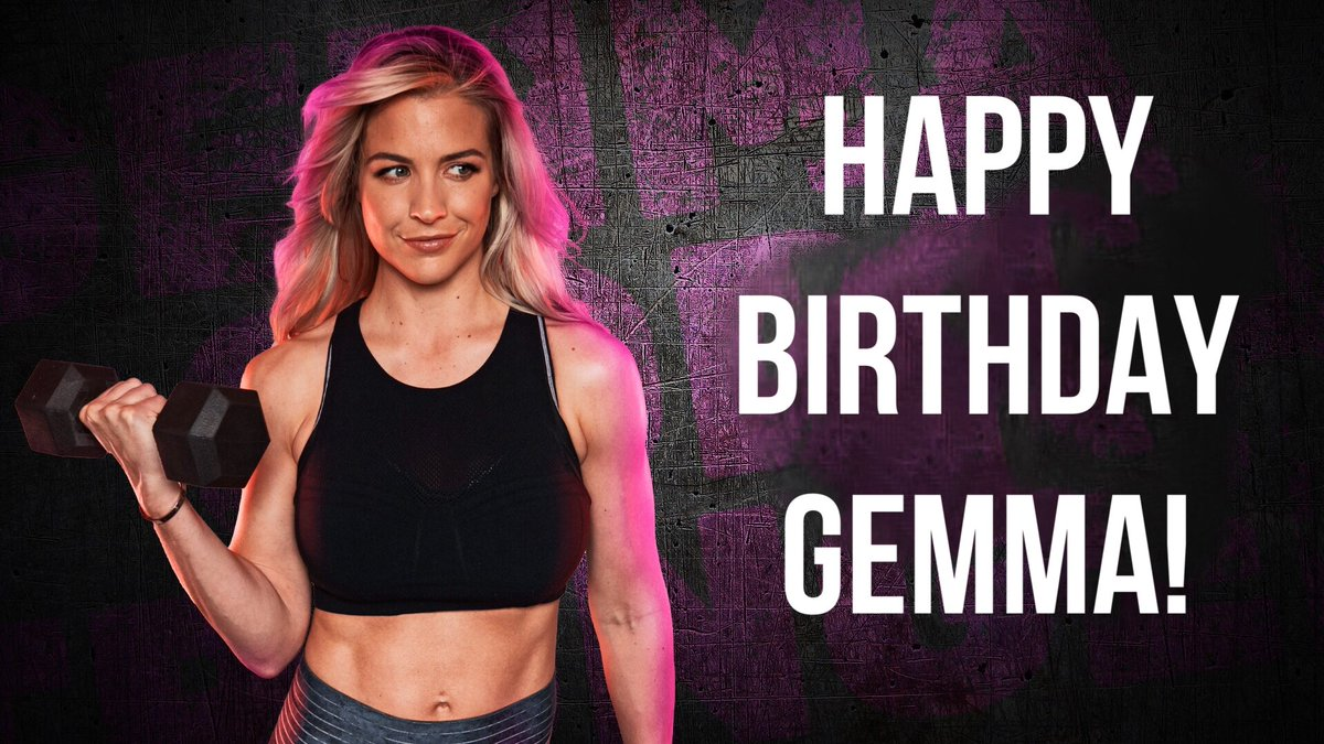 HAPPY BIRTHDAY to the incredible @MissGAtkinson  😍 🎉 🎂 she inspires us every day to get stronger! Gemma we hope your day is as special as you! Sending love from all of the #TRUCONNECTteam! 💕 💕 💕