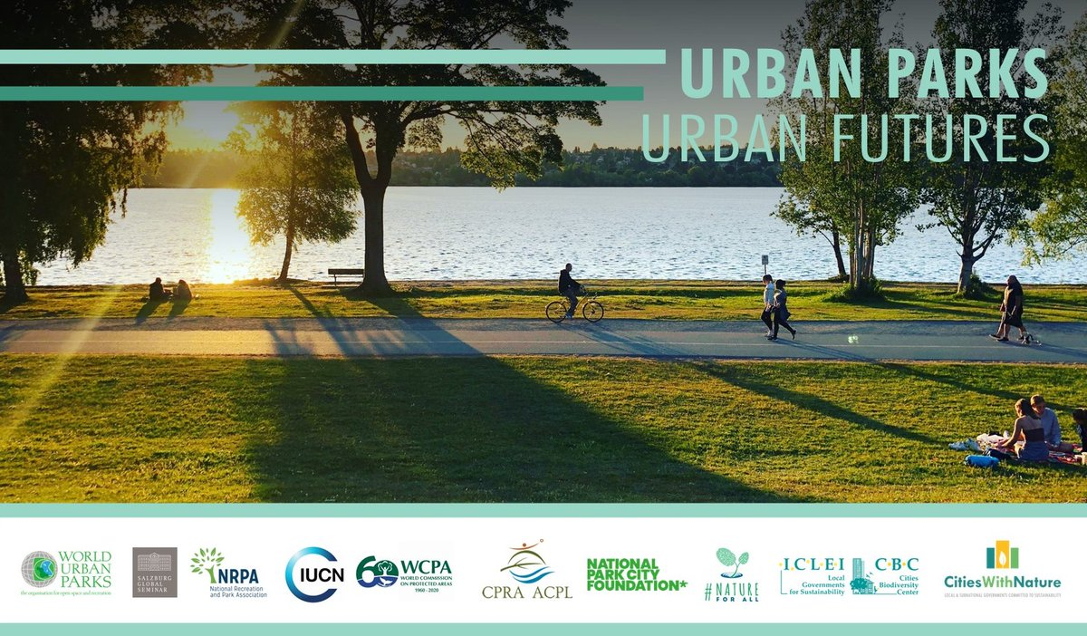 """Tomorrow at @WUParks #WorldCongress2020 