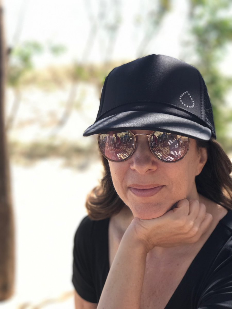 Rocking the drop hat for #NationalDiabetesAwarenessMonth. A big shout out to @BeyondType1 & #TheDropSpotted campaign for their ongoing support of @thehumantrial pulling the curtain back and raising awareness for clinical trial cure research. @oringer  #T1D  #NDAM