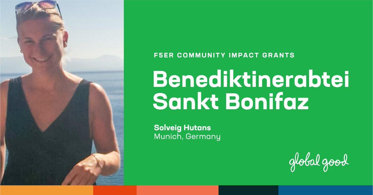 F5 community grants