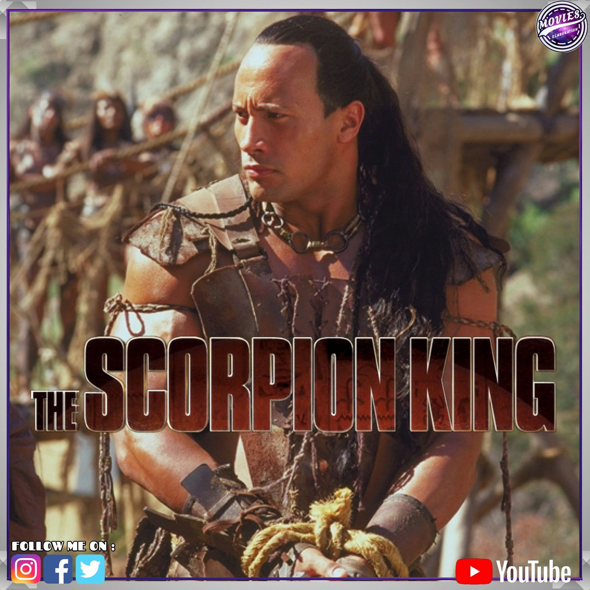 #scorpionking reboot in the works at #universalpictures writer #jonathanherman is penning the script with #dwaynejohnson & #danygarcia's Seven Bucks Productions.