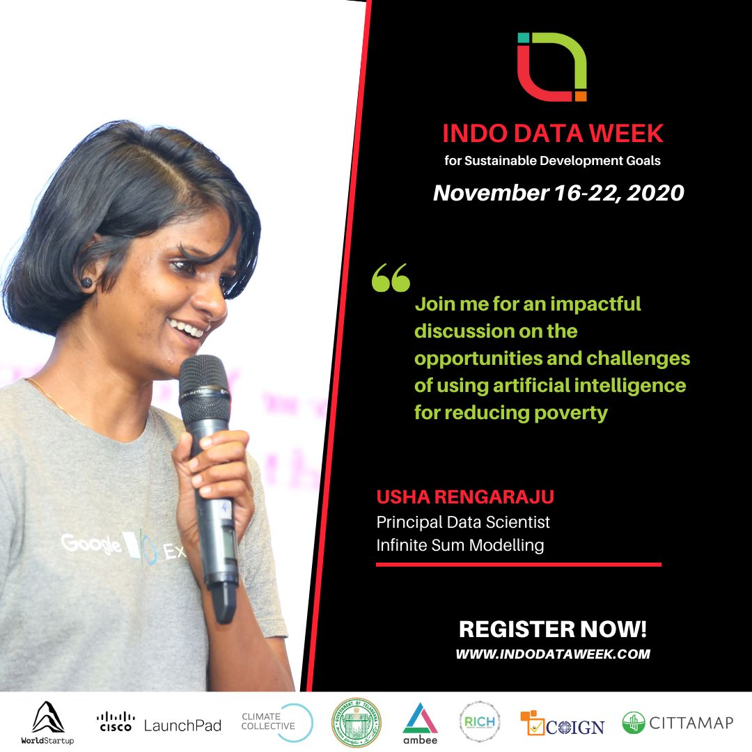 💥 🔥 I am doing a keynote session on Indo Data week on how to use data science techniques to reduce world poverty 💥 🔥  #kaggle #poverty #deeplearning #datascience #opensource #tensorflow #machinelearning #womenintech #wids #wimlds