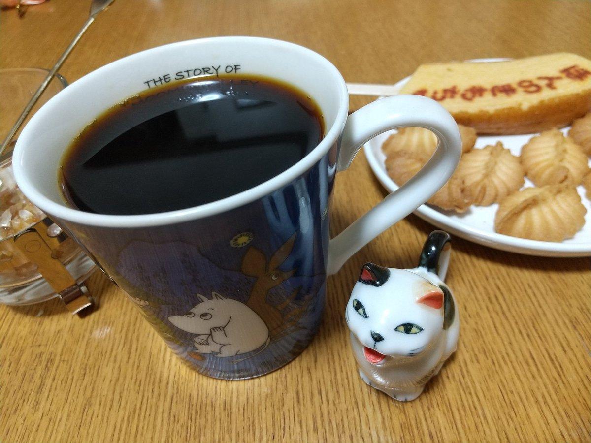 推主:我真的很喜歡這個貓奶罐,但這是實際使用後的效果……(゚A゚;) Em9Ih7PVEAAQW5q