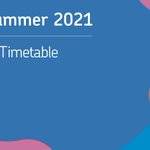 Here's the confirmed timetable for summer 2021 exams > https://t.co/B2pT0KZAXN