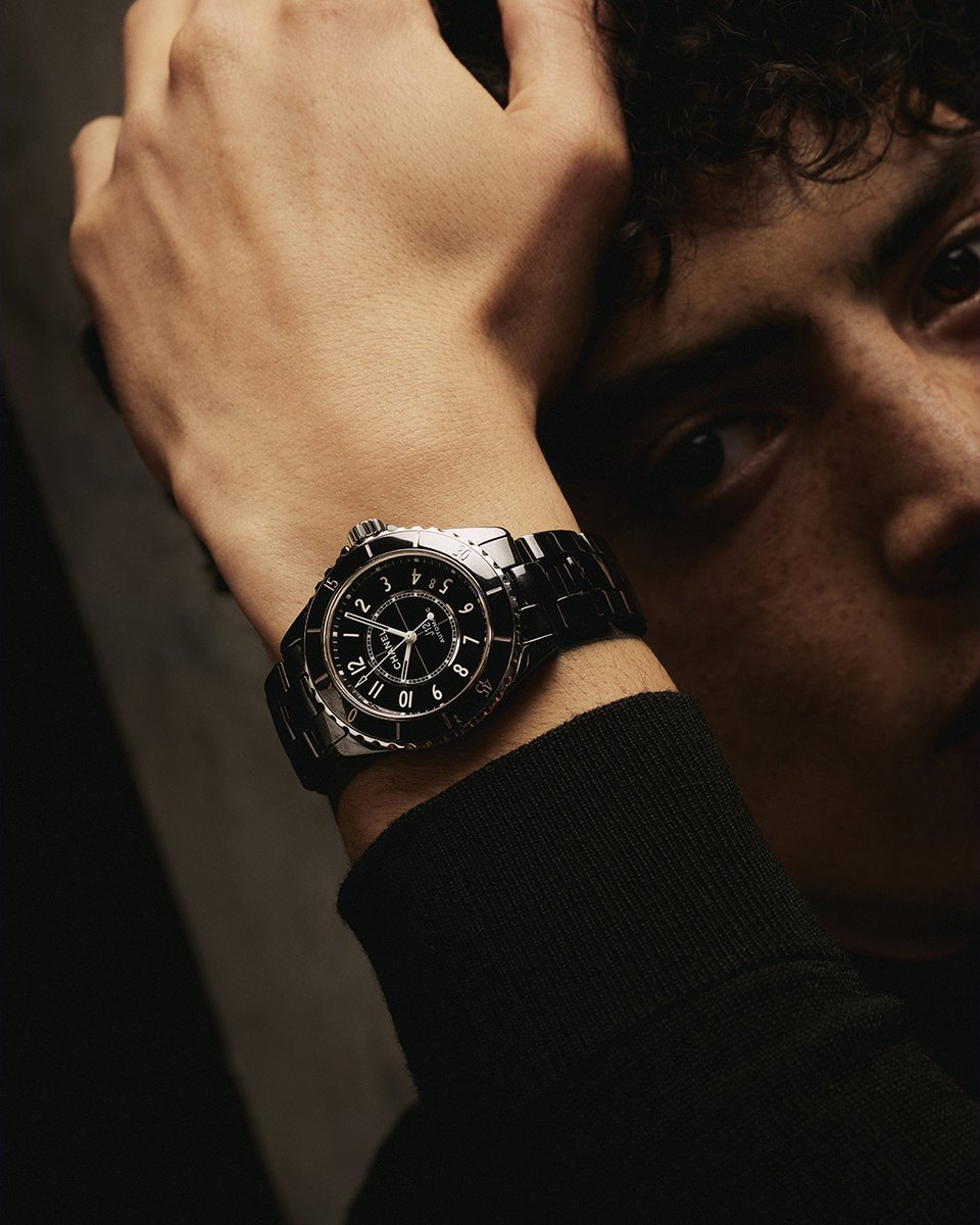 A CHANEL Dream Never Fades This holiday season, explore the J12 watch, powered by the Caliber 12.1—a self-winding movement manufactured exclusively for CHANEL. #CHANELDreaming #CHANELWatches #J12 Discover more on