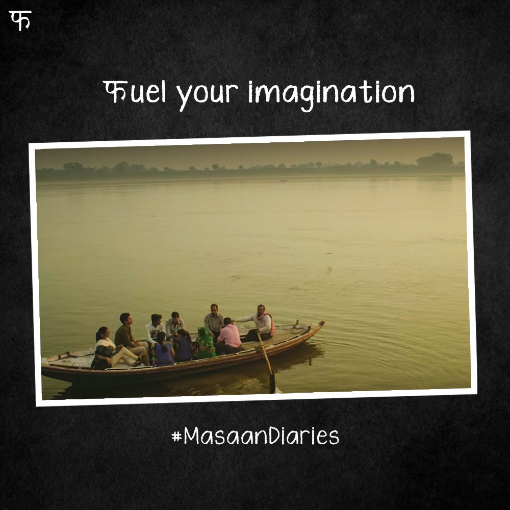 If you were given a chance to pen an ending to this, what would it be?  Ok, some options! 1. They become friends. 2. They start a new life together 3. This was the last time they saw each other. 4. Write your own!  #Masaan @vickykaushal09 @RichaChadha @battatawada @ghaywan