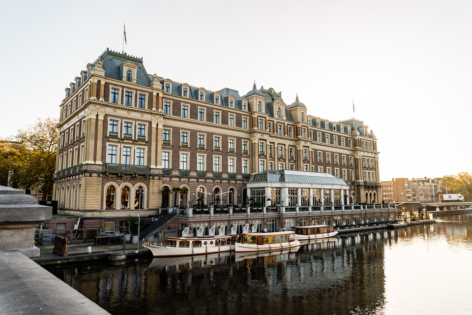 InterContinental Amstel #Amsterdam is one of the most beautiful hotels we've stayed in and you'll see its luxurious amenities, gorgeous location, excellent service and French style rooms.  https://t.co/j2Zj9b1K41  @InterConHotels @AmstelHotel https://t.co/fKviMeEerT