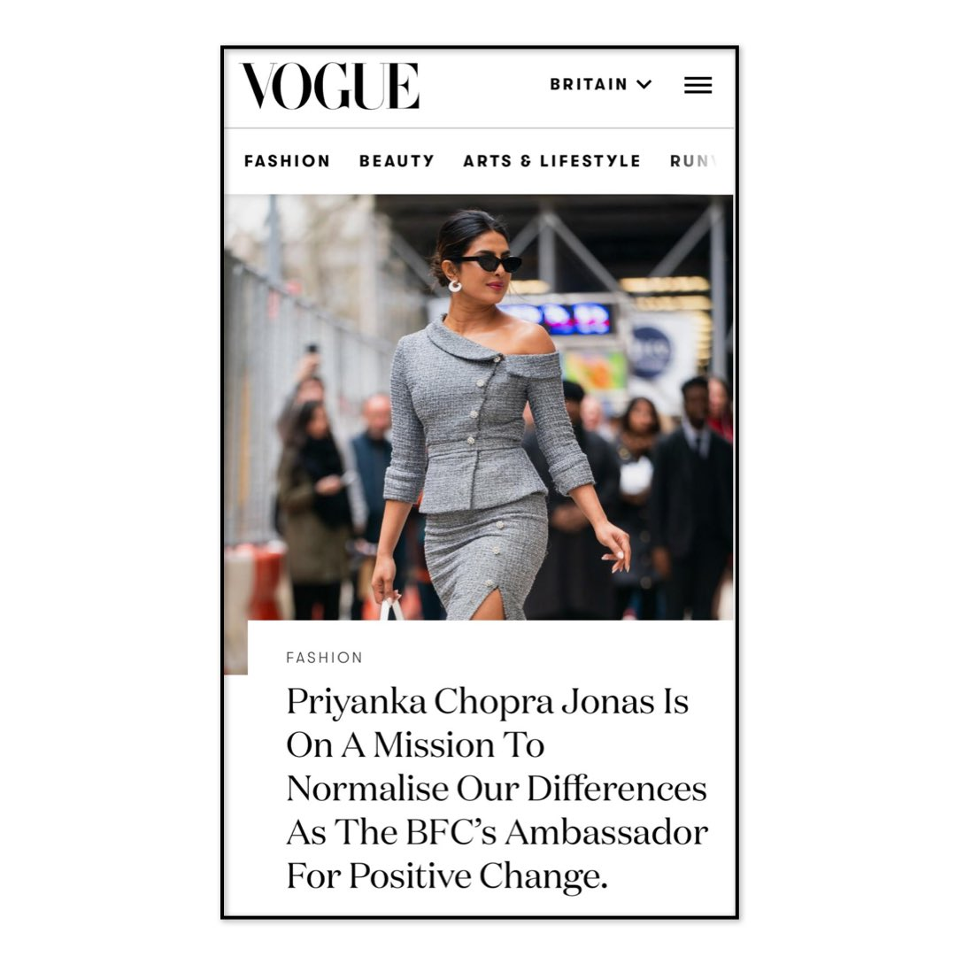 I am honored to be the British Fashion Council's Ambassador for Positive Change while I'm living and working in London over the next year.  We'll have some really exciting initiatives to share soon, and I look forward to bringing you on this journey with me. @BFC  #CarolineRush https://t.co/NAv15vuuoi
