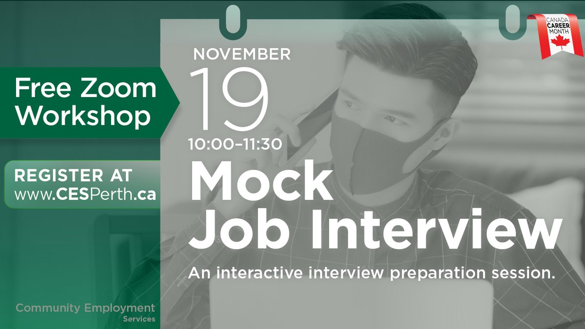 Sounds like a great way to brush up on interview skills!