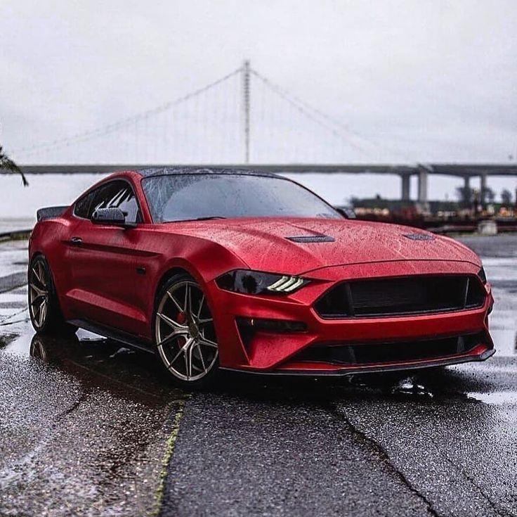 #MustangMonday