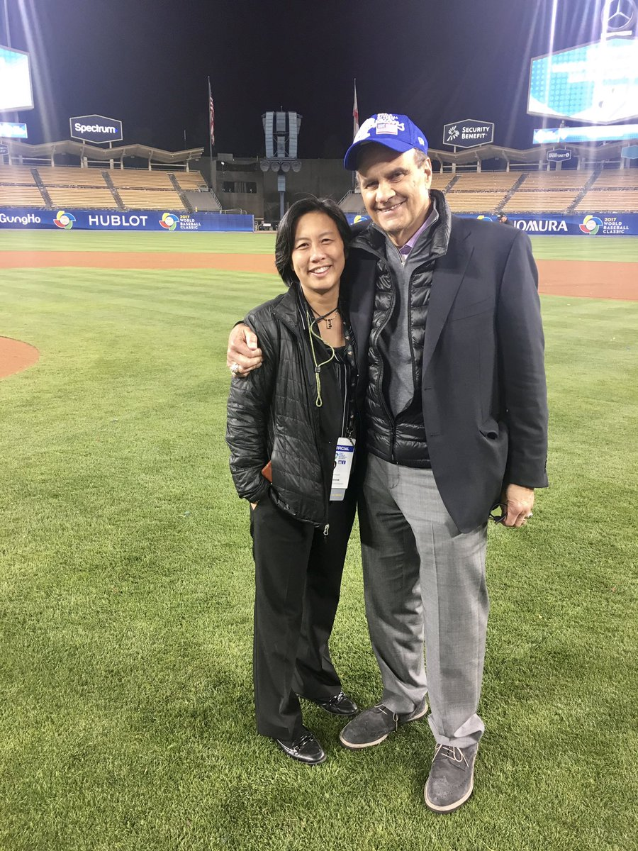 Congratulations Kim Ng for being named GM of the @Marlins. Having worked with Kim all these years, I'm excited to see her get this opportunity. Go Get 'Em!!!