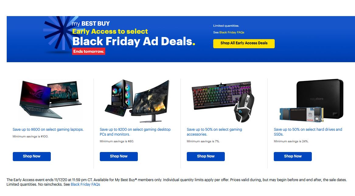 Cheap Ass Gamer On Twitter Pc Gaming Sale Via Best Buy My Best Buy Only Https T Co Cnieyvnncx
