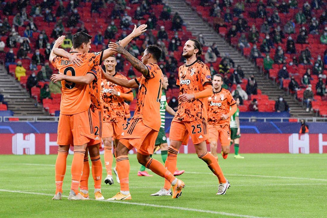 Altra trasferta europea vincente! 🇪🇺Bravi ragazzi! 👏👏👏 #UCL #FerencvarosJuve