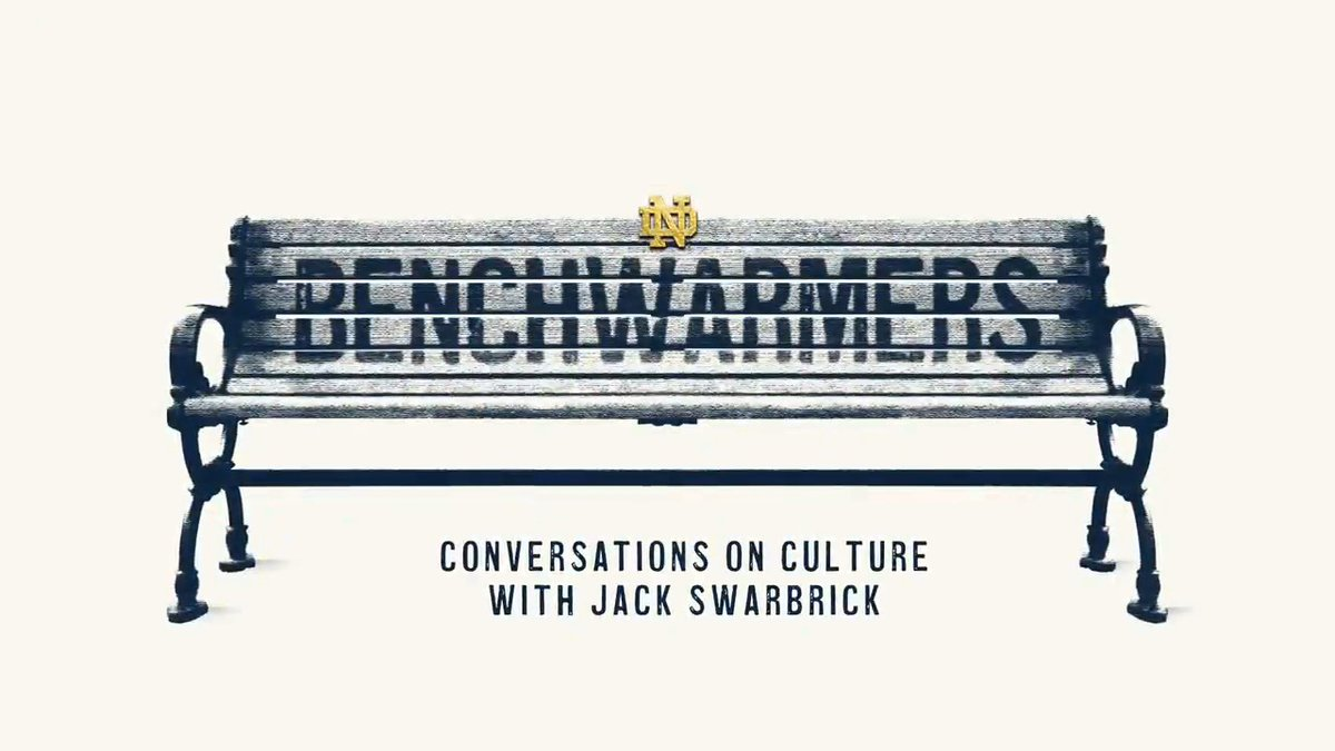 We're proud to sponsor @FightingIrish in their brand new series, 'Benchwarmers', where Athletic Director Jack Swarbrick interviews top business executives, noteworthy celebrities, and Notre Dame alum to discuss how winning cultures are developed and sustained.