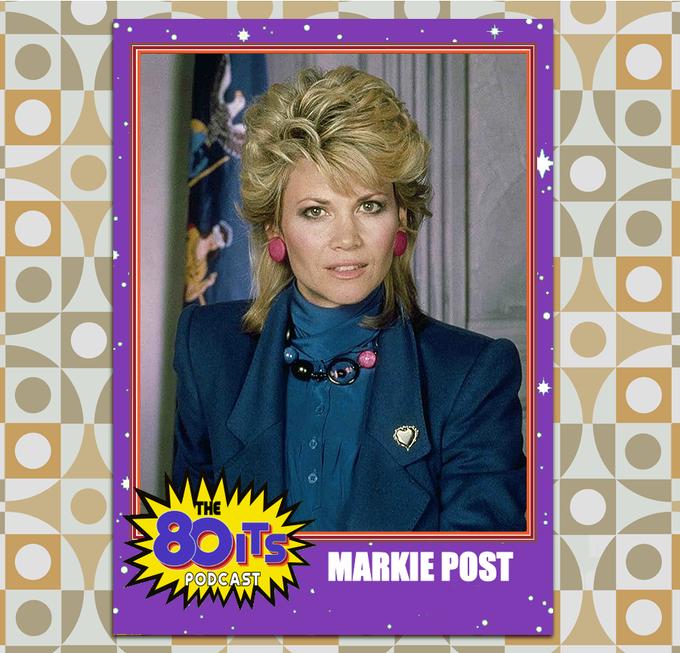 Happy Birthday to Markie Post!