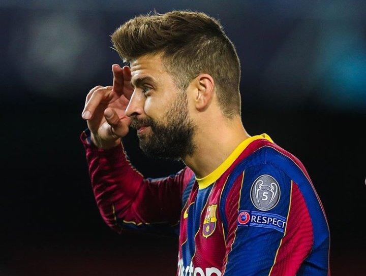 @3gerardpique @ChampionsLeague @FCBarcelona