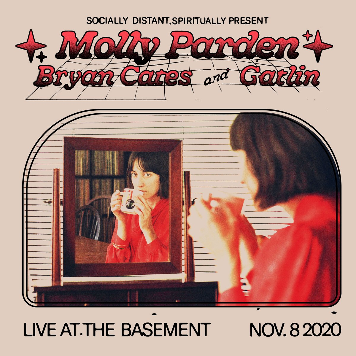 Dont miss @mollyparden w/ @bryancates22 & #gatlin on November 8th! Limited amount of tickets available so grab yours ASAP! bit.ly/3oFxsfK