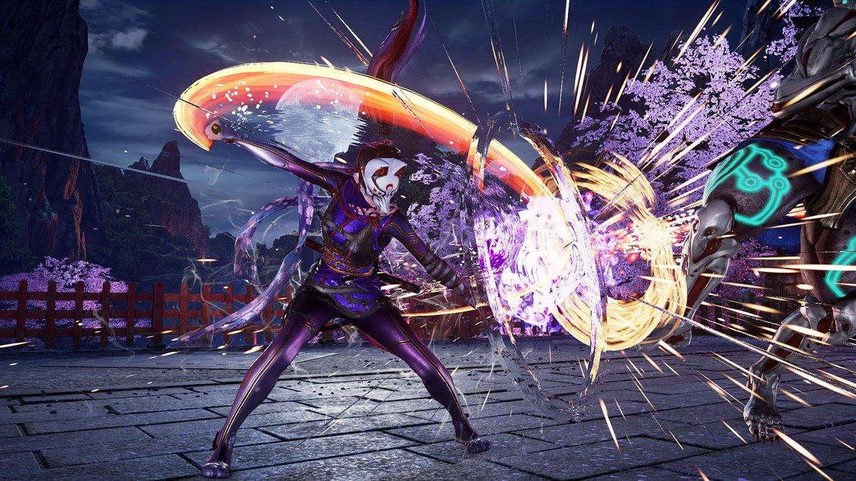 4. sezóna Tekkenu 7 začne 10. listopadu