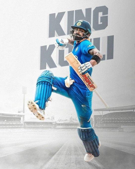 Wishing Virat Kohli a very happy birthday