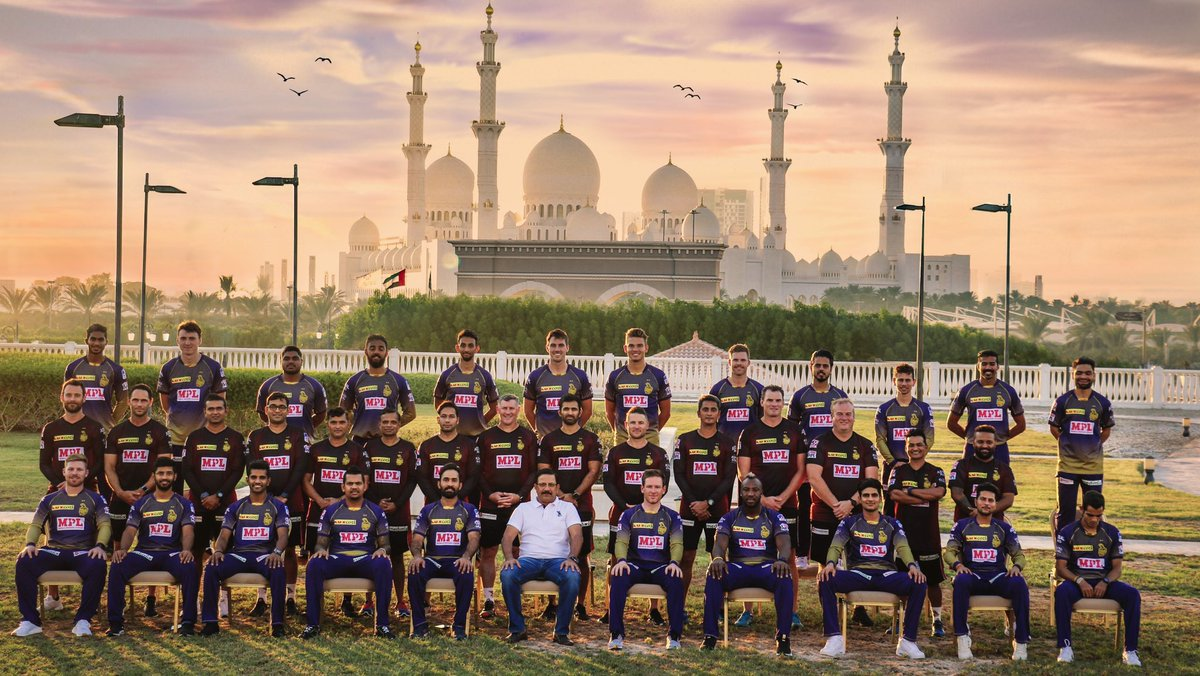 Thank you to all of our loyal fans for your support this season. It's now time to take stock, learn and come back stronger #KKRHaiTaiyaar @KKRiders