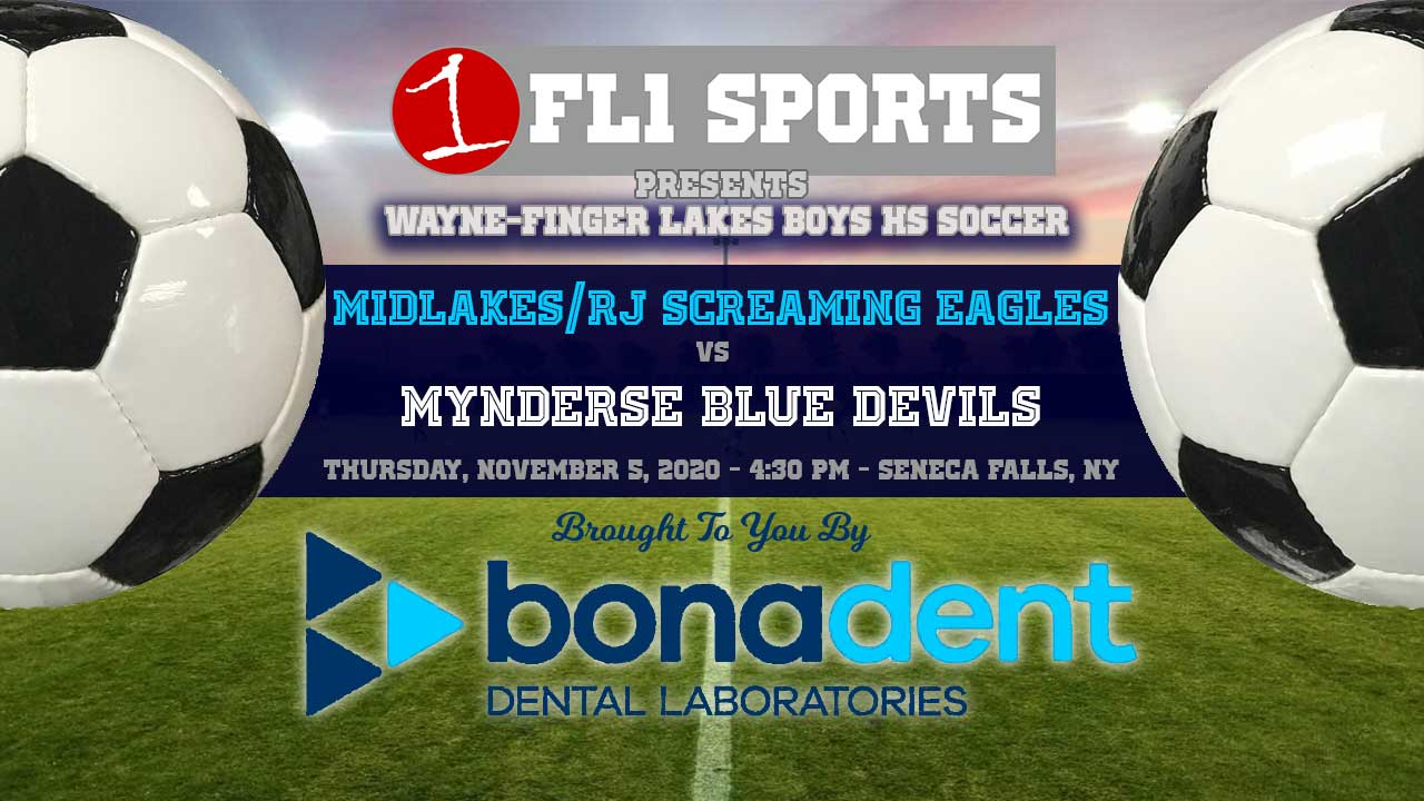WATCH LIVE: Mynderse boys host Midlakes/RJ in regular season home finale (FL1 Sports)