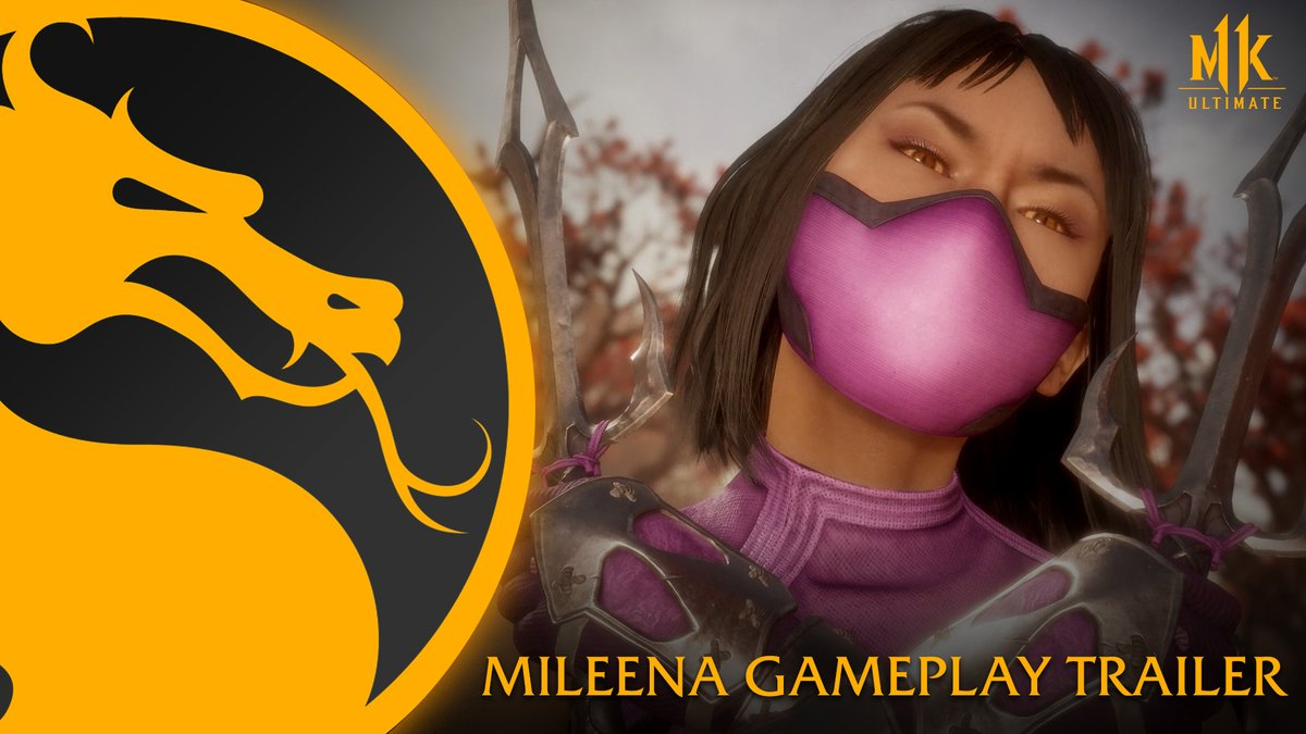 Mileena's got so many scores to settle. #MKUltimate