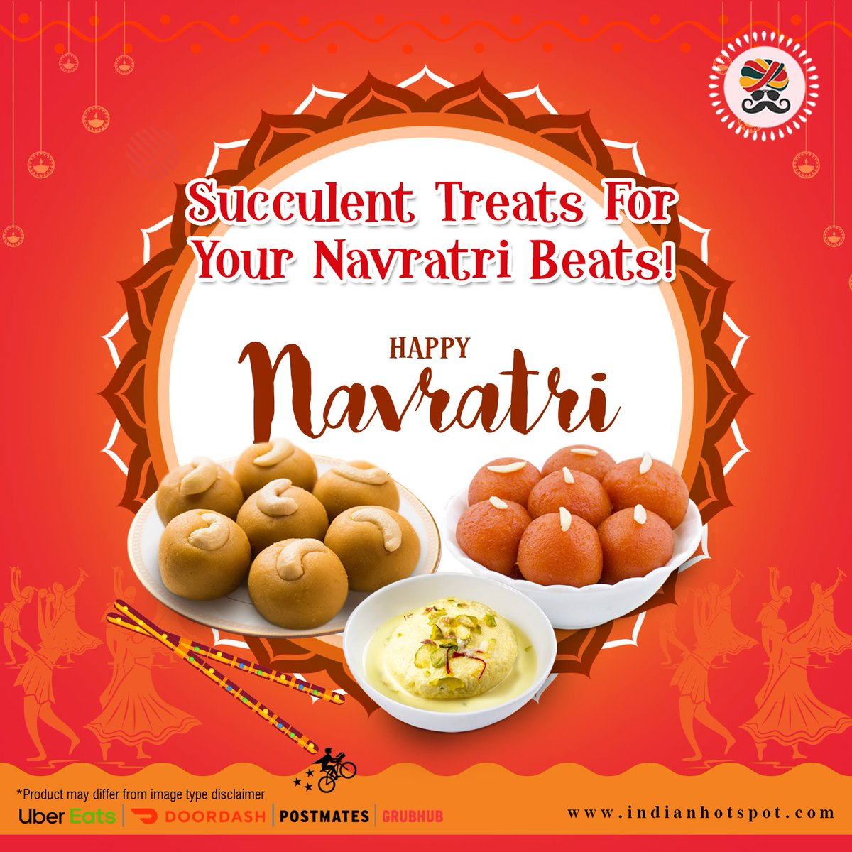 World food day May the nine days and nine nights of Navratri Bring good food and good health in your life. Celebrate this Navratri with Indian Hotspot in Indian style even when you are away from home/India Wishing you a very Happy Navratri. #HappyNavratri #indianhotspot https://t.co/dabgmd6l7H