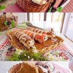2年かけて理想の「オオタチ」のパンが完成!ポケモンの世界はやはりかわいい