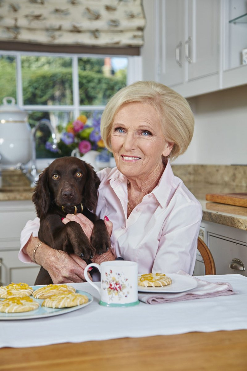 Congratulations to our favourite baker on her damehood! Congratulations Mary Berry!