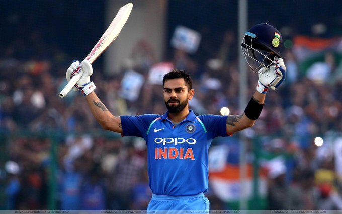 An absolute superstar of the game turns 32 today  Happy birthday to Virat Kohli