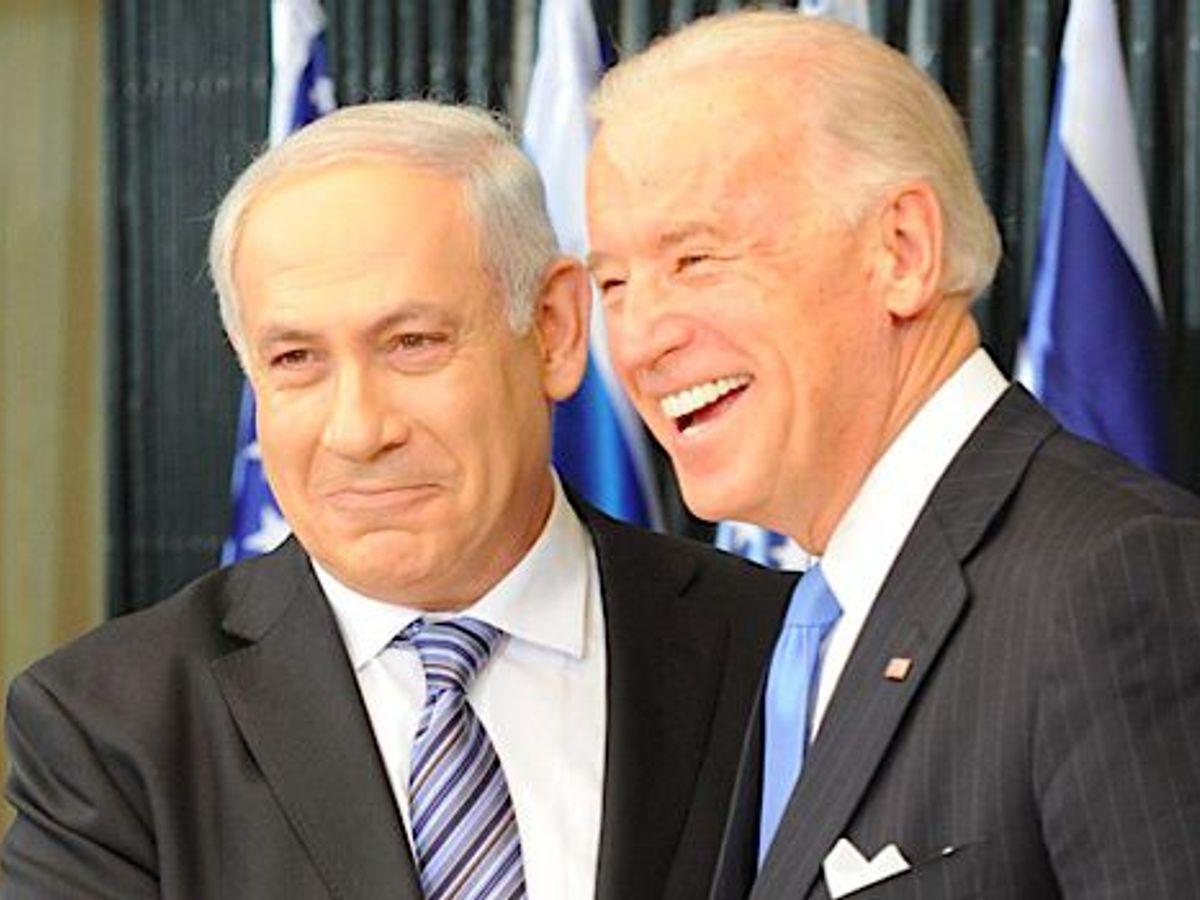 «Si vous vous souciez d'Israël, votez Joe Biden»