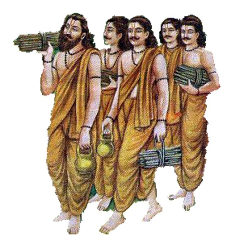 While Pandavas were on Vanvas Bheem had been always on his guards. He would go on poaching, kill dangerous animals who could pose danger to sages and locals.  He would kill the Demons residing in the area He had even fought with Gandharva & Rakshas army guarding  garden of Kuber.