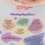 Image for the Tweet beginning: #ContigoAquíAhora, lema del Ayuntamiento de