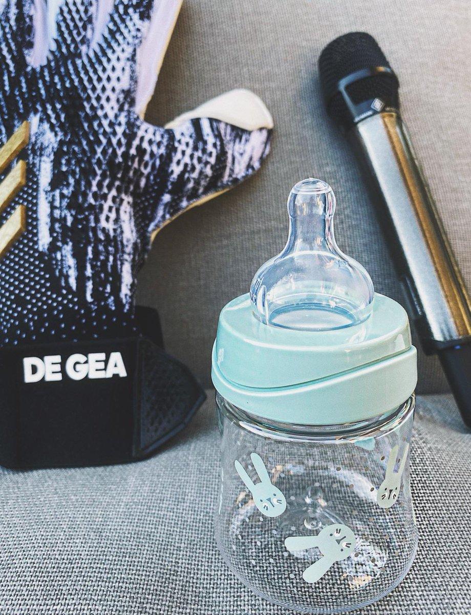 """""""❤️👶🏼❤️ #BabyIsComing""""  - David De Gea via Twitter"""